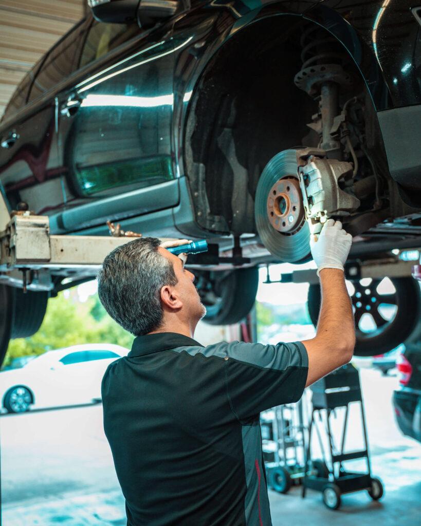 swedish vehicle mechanic