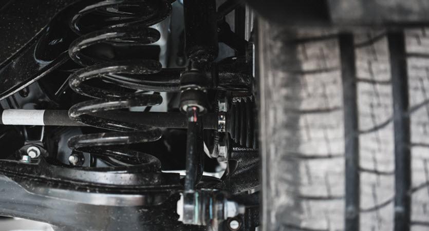 Top Signs Your Lexus Needs a Suspension Repair in Austin