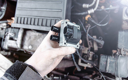 Mercedes Ignition Coil Replacement