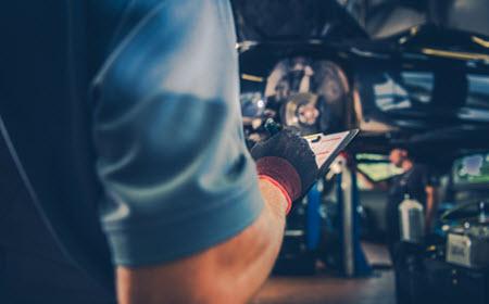 Mercedes Gear Selector Repair